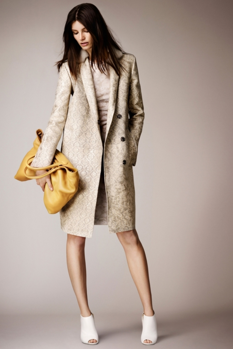 Burberry Prorsum Resort 2014 #7