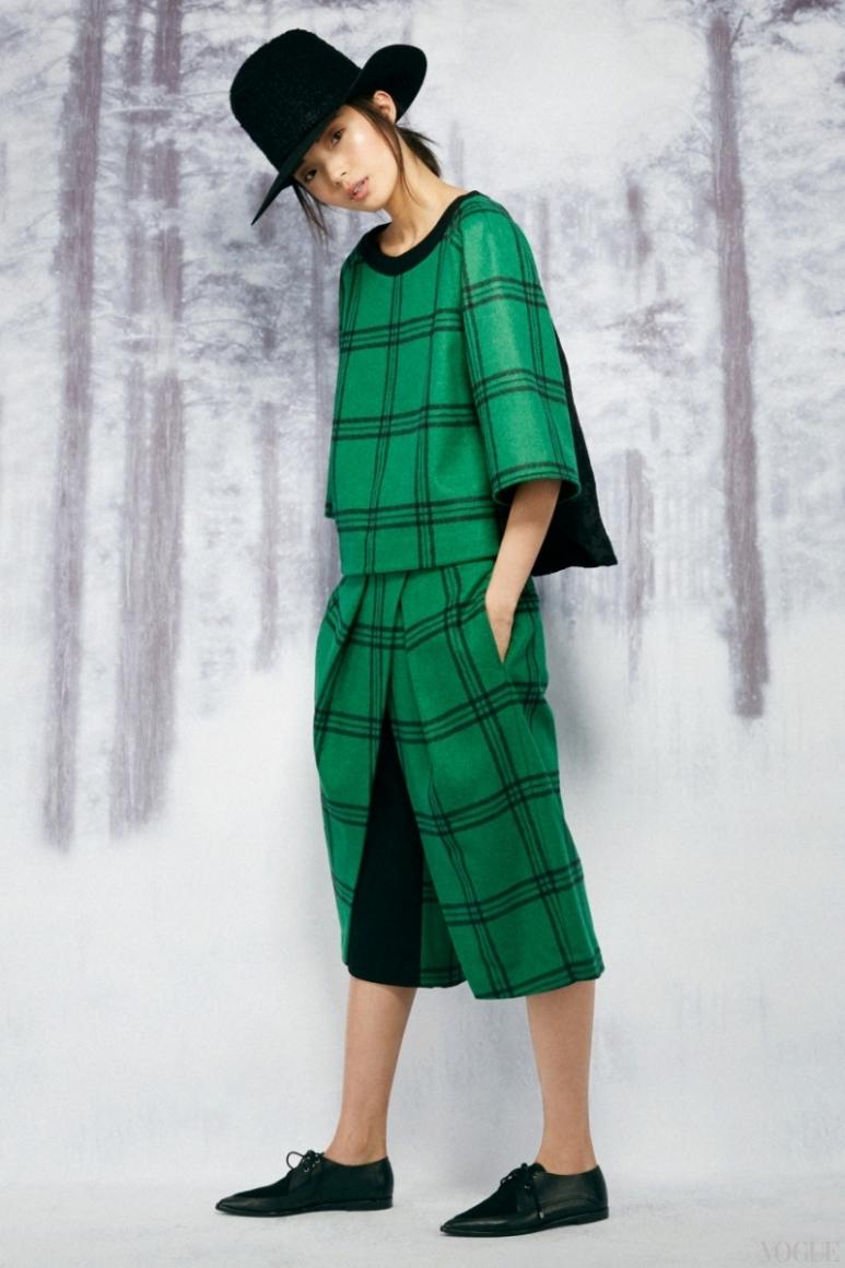 Tibi Couture весна-лето 2013 #19