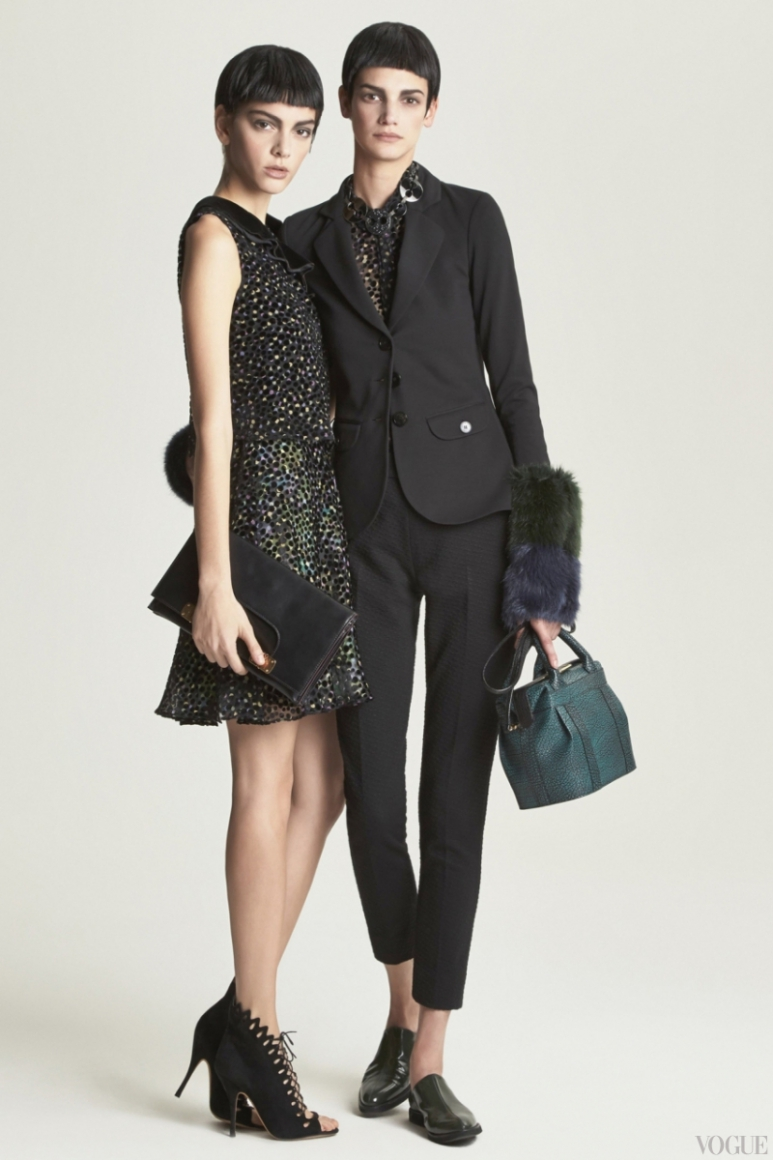 Emporio Armani Couture весна-лето 2013 #11
