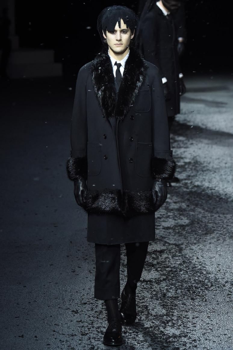 Thom Browne Menswear осень-зима 2015/2016 #32