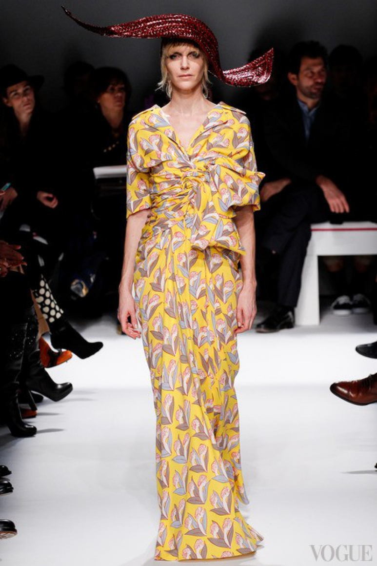 Schiaparelli Couture весна-лето 2014 #4
