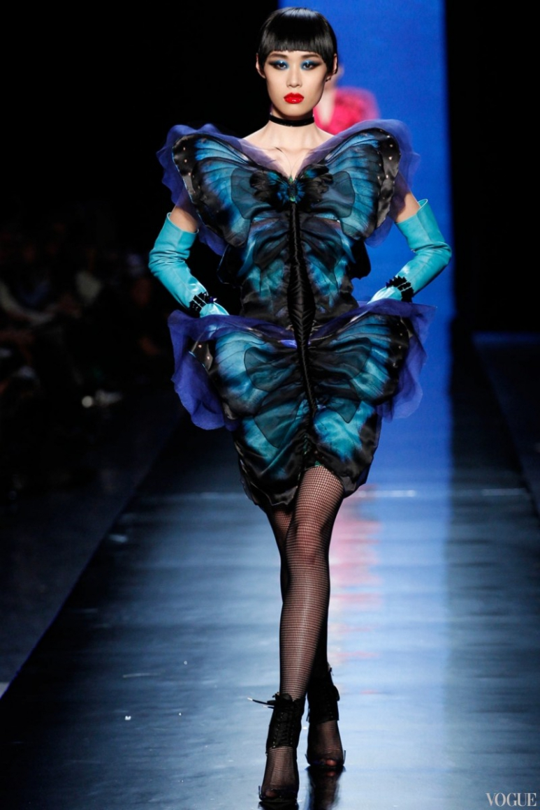 Jean Paul Gaultier Couture весна-лето 2014 #26