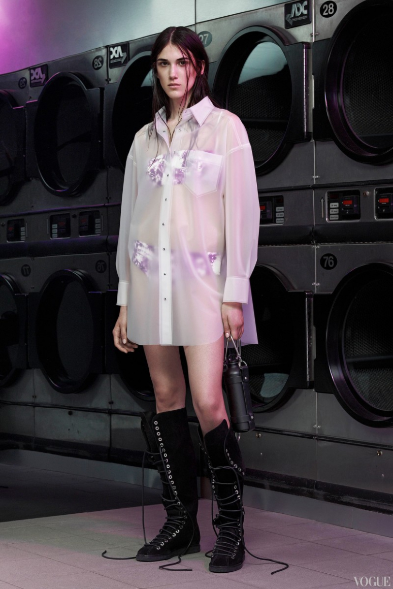 Alexander Wang Resort 2015 #9