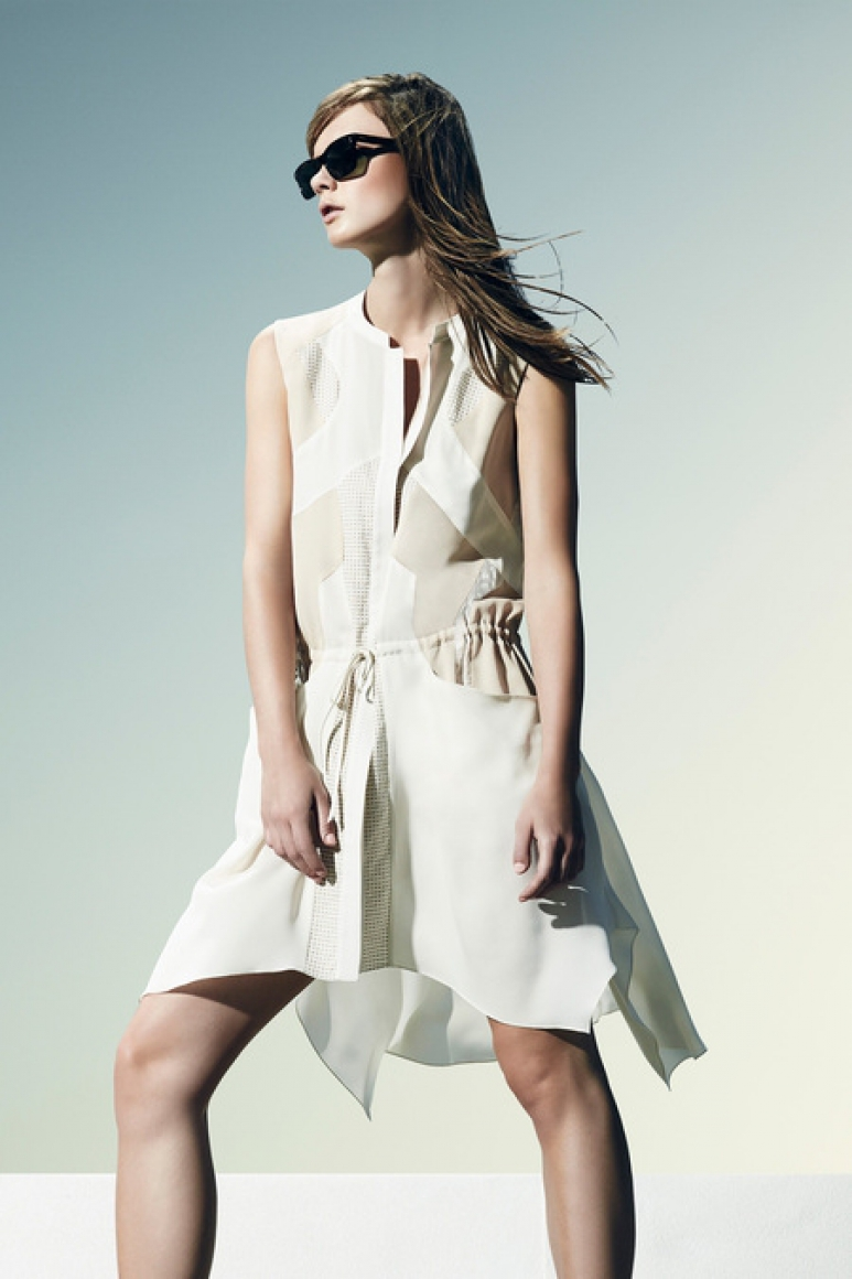 BCBG Max Azria Resort 2014 #30