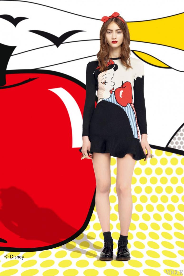 Red Valentino осень-зима 2014/2015 #7