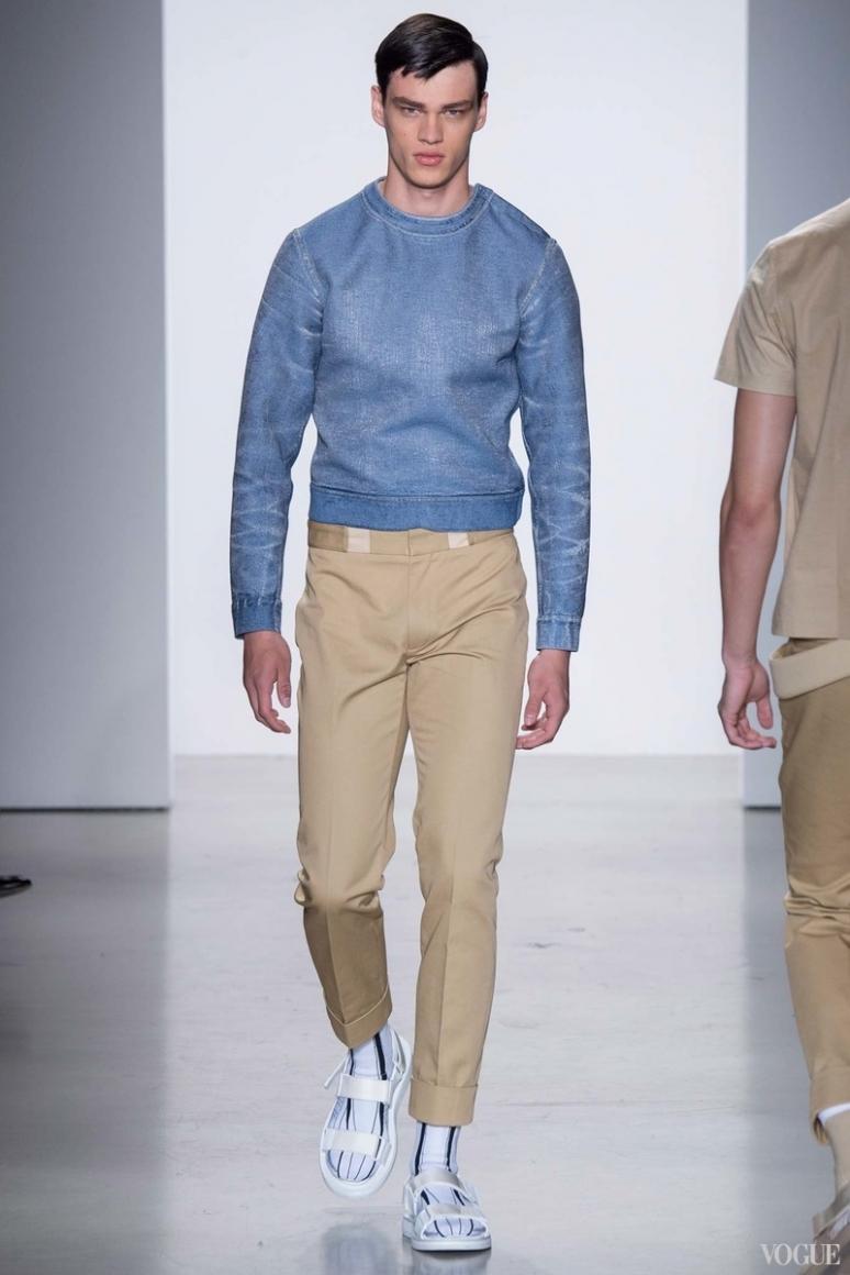 Calvin Klein Menswear весна-лето 2016 #19