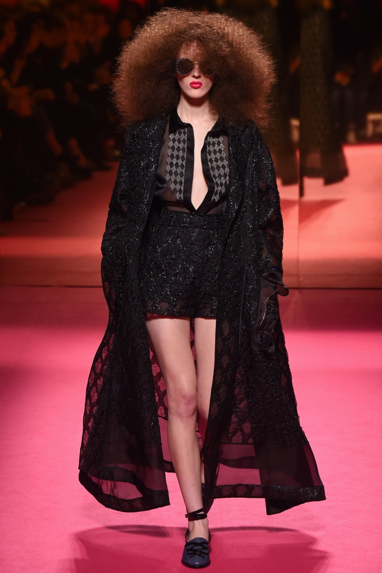 Schiaparelli Couture весна-лето 2015 #9