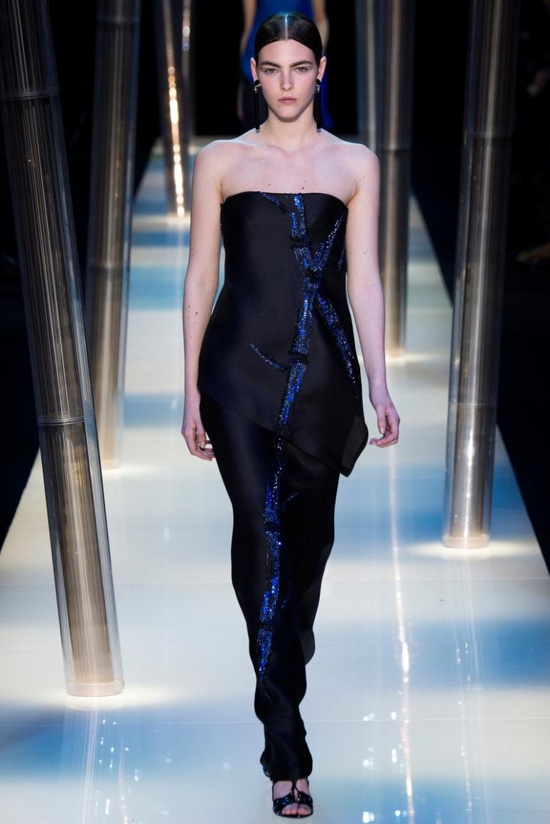 Armani Priv? Couture весна-лето 2015 #10