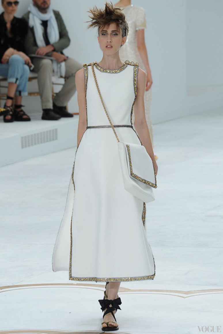 Chanel Couture осень-зима 2014/2015 #8