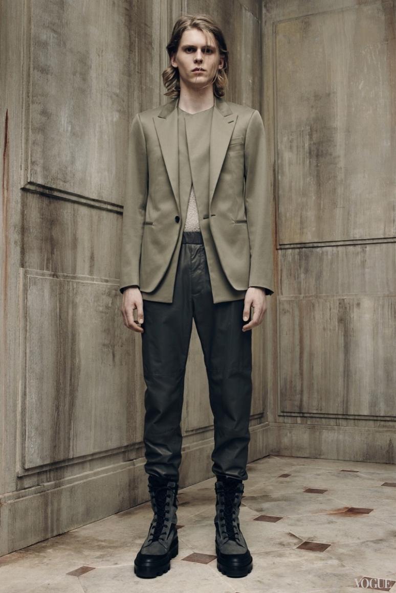 Balenciaga Menswear весна-лето 2016 #21