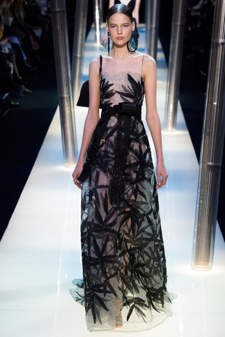 Armani Priv? Couture весна-лето 2015 #19