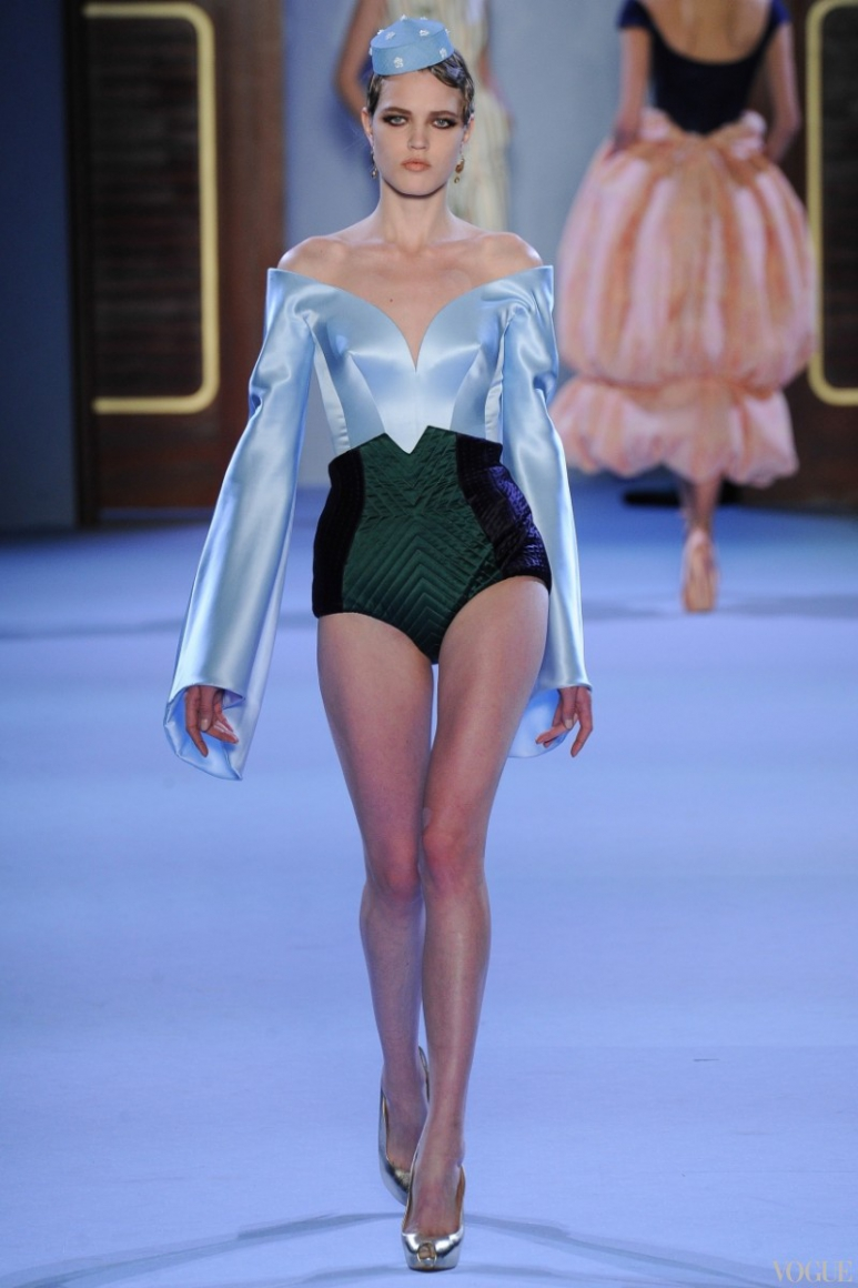 Ulyana Sergeenko Couture весна-лето 2014 #14