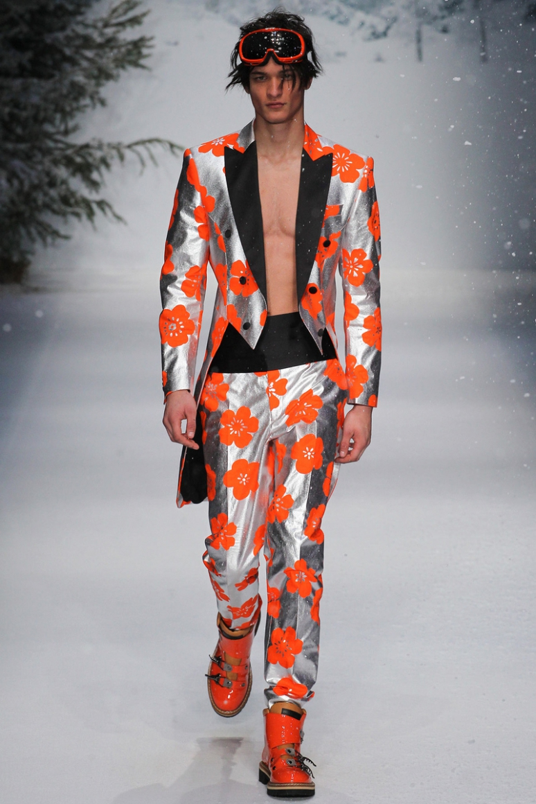Moschino Menswear осень-зима 2015/2016 #26