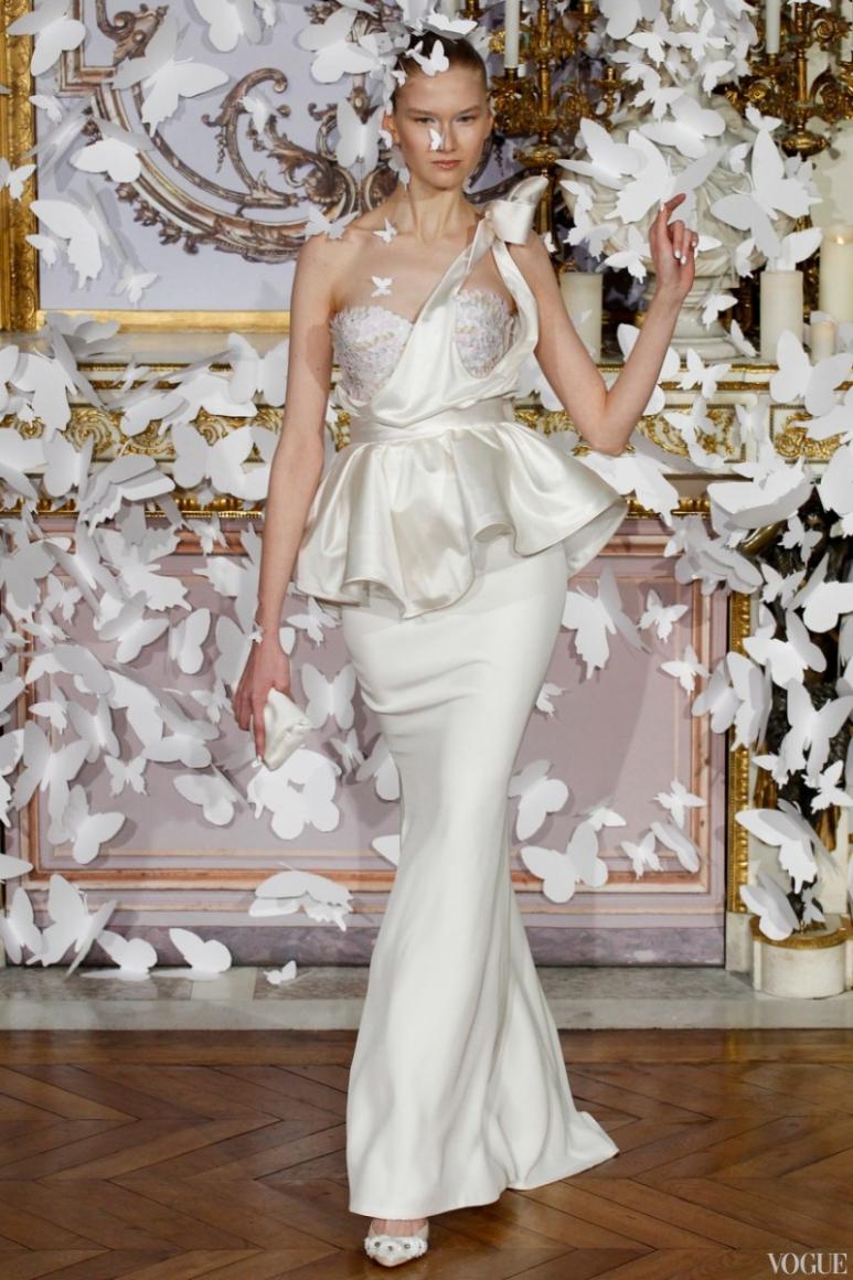 Alexis Mabille Couture весна-лето 2014 #24