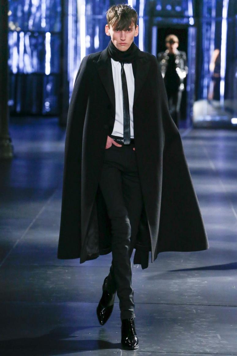 Saint Laurent Menswear осень-зима 2015/2016 #5