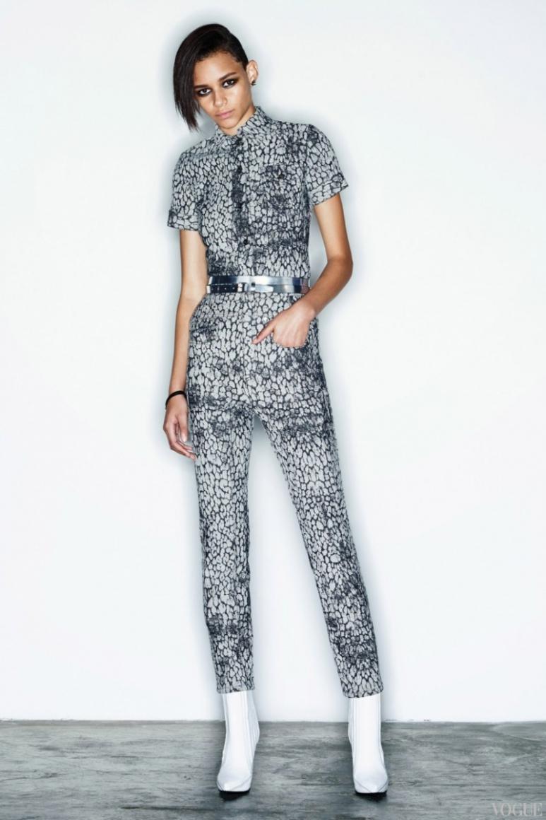 McQ Alexander McQueen Couture весна-лето 2013 #18