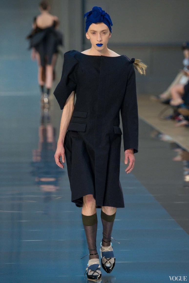 Maison Martin Margiela Couture осень-зима 2015/2016 #23