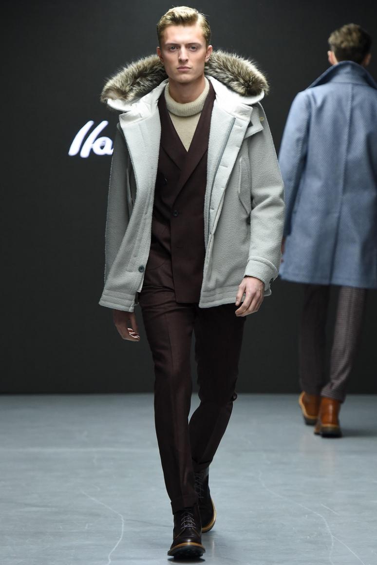Hardy Amies Menswear осень-зима 2015/2016 #27