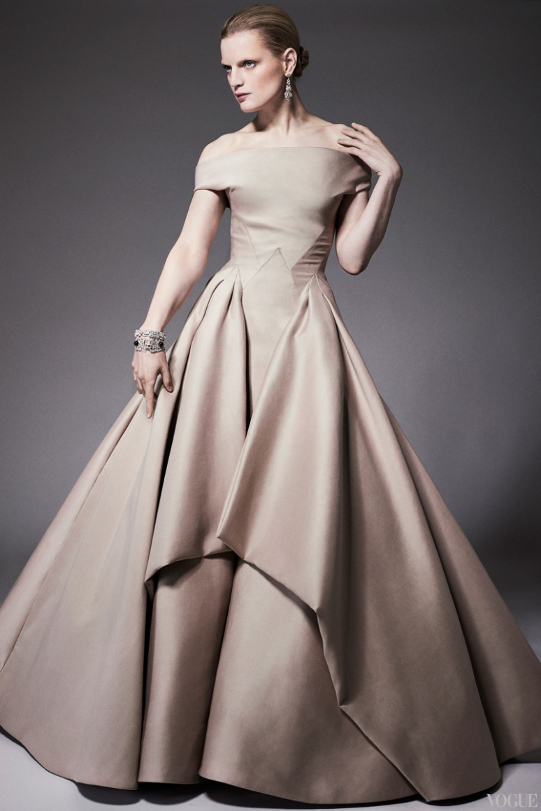 Zac Posen Resort 2015 #17