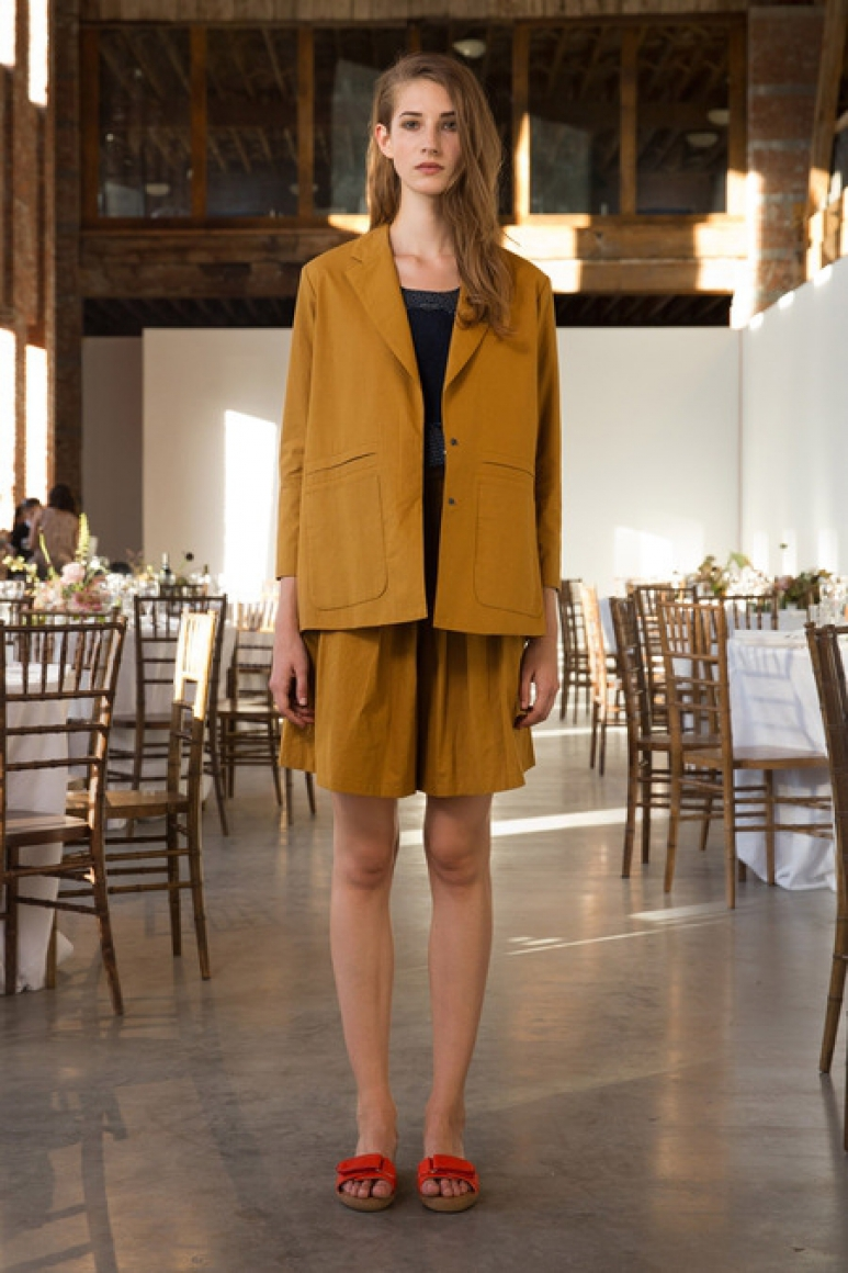 Rachel Comey весна-лето 2014 #25