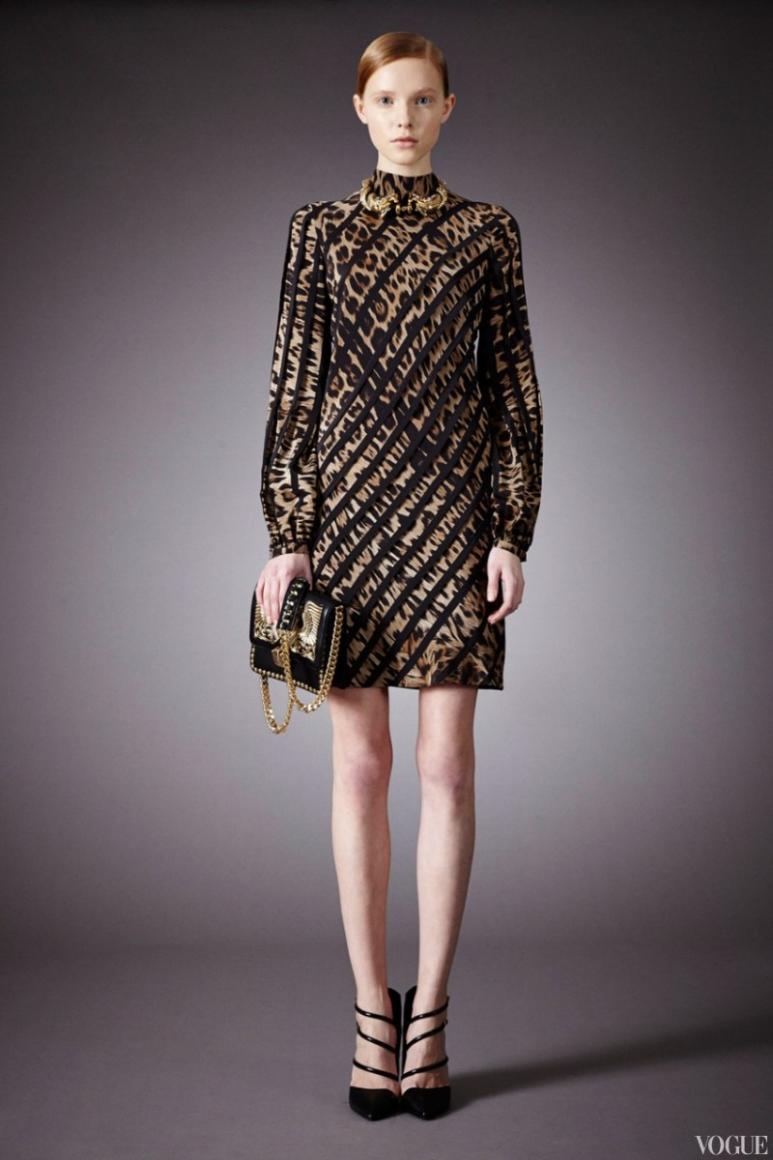 Roberto Cavalli Couture весна-лето 2013 #24