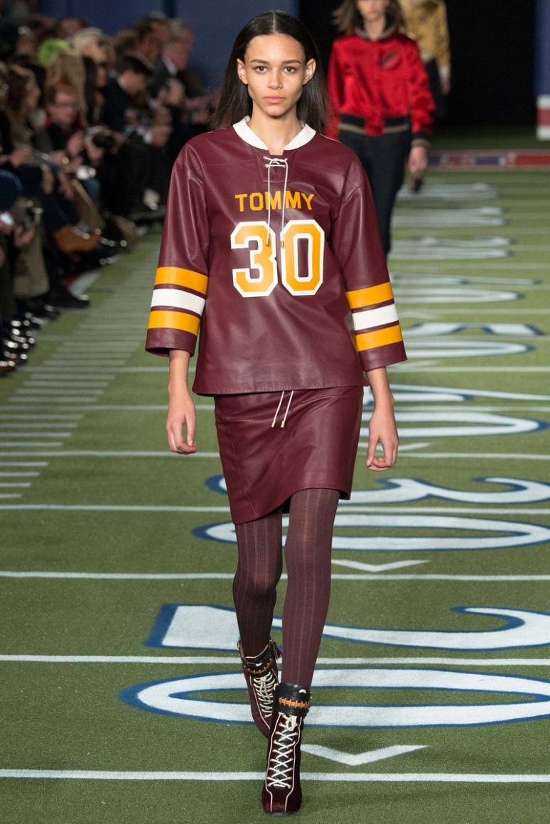 Tommy Hilfiger осень-зима 2015/2016 #16