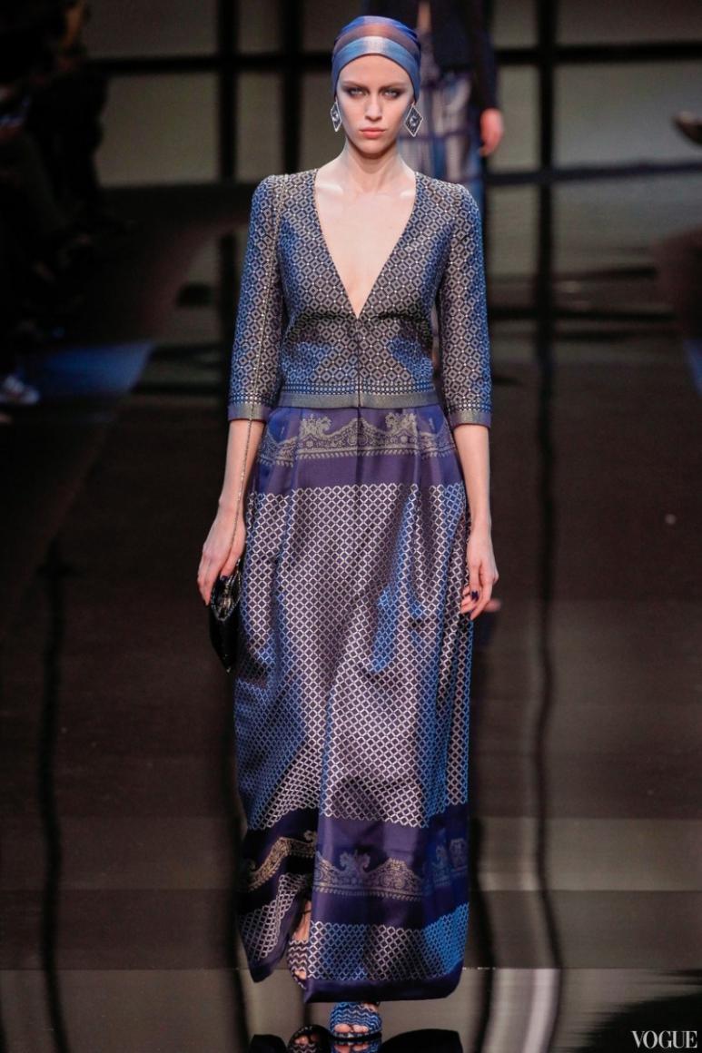 Armani Priv? Couture весна-лето 2014 #45