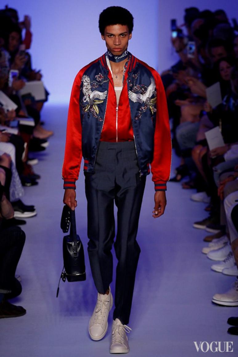 Louis Vuitton Menswear весна-лето 2016 #39
