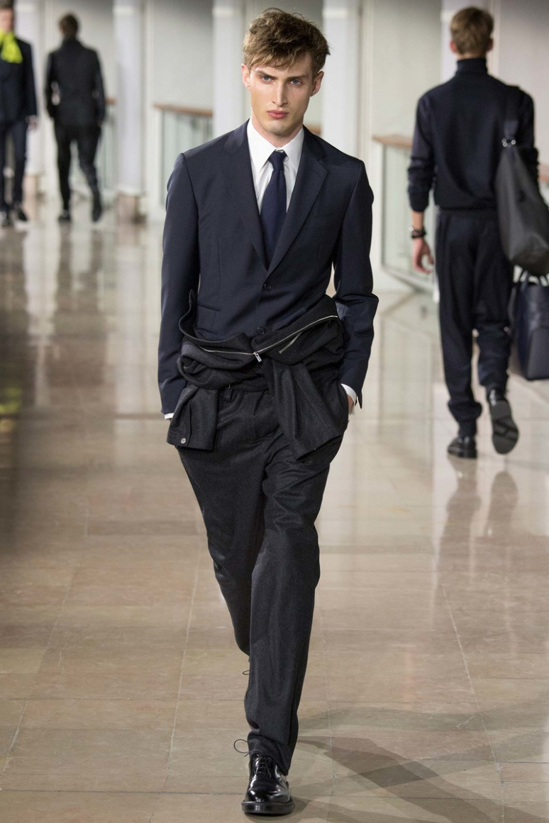 Hermes Menswear осень-зима 2015/2016 #36