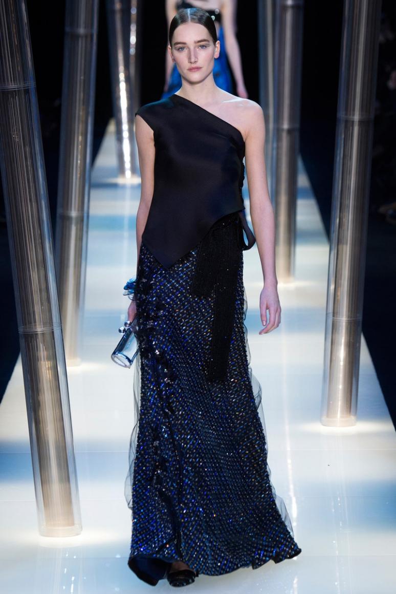 Armani Priv? Couture весна-лето 2015 #5