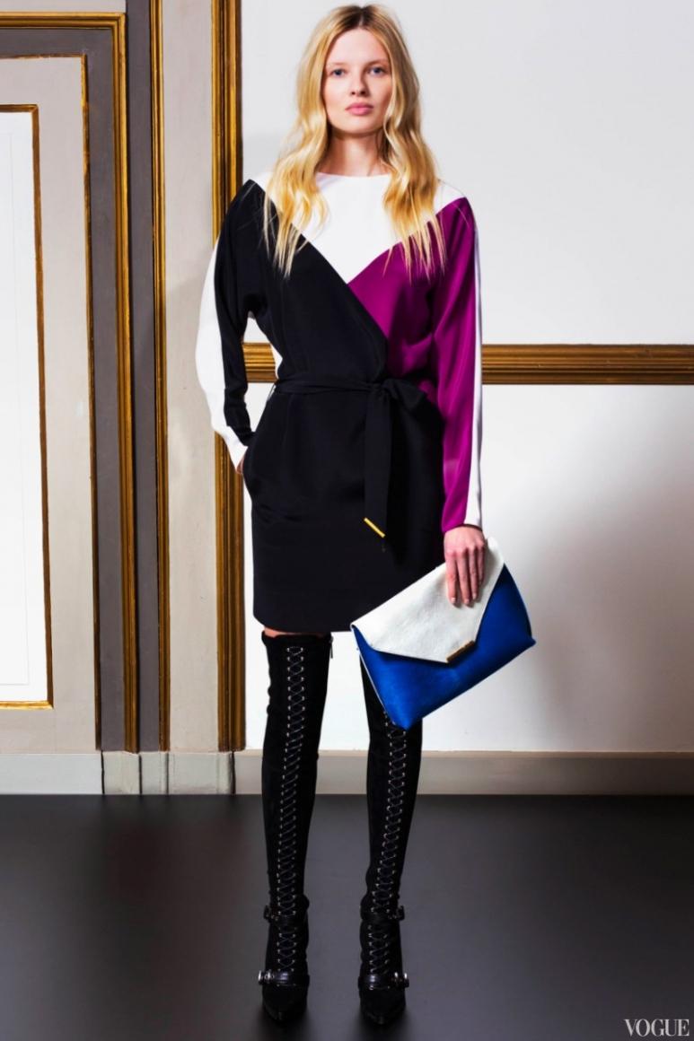 Emilio Pucci Couture весна-лето 2013 #29