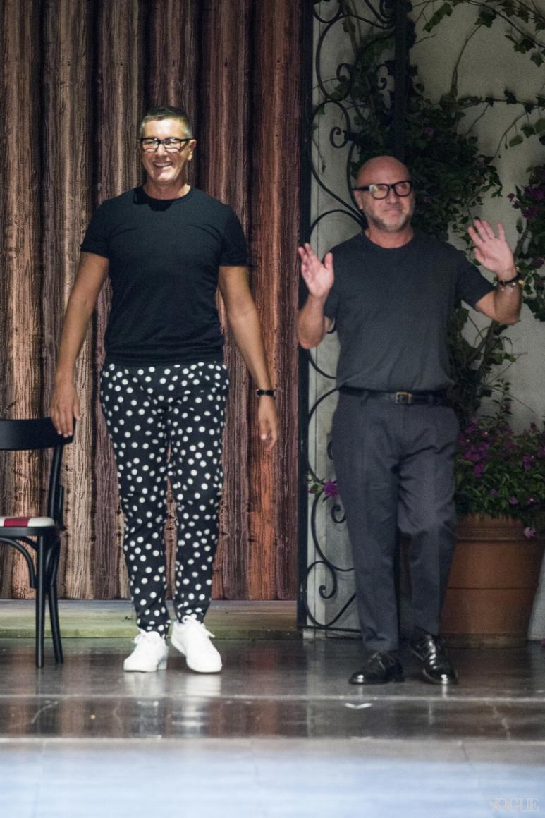 Dolce & Gabbana весна-лето 2016 #2