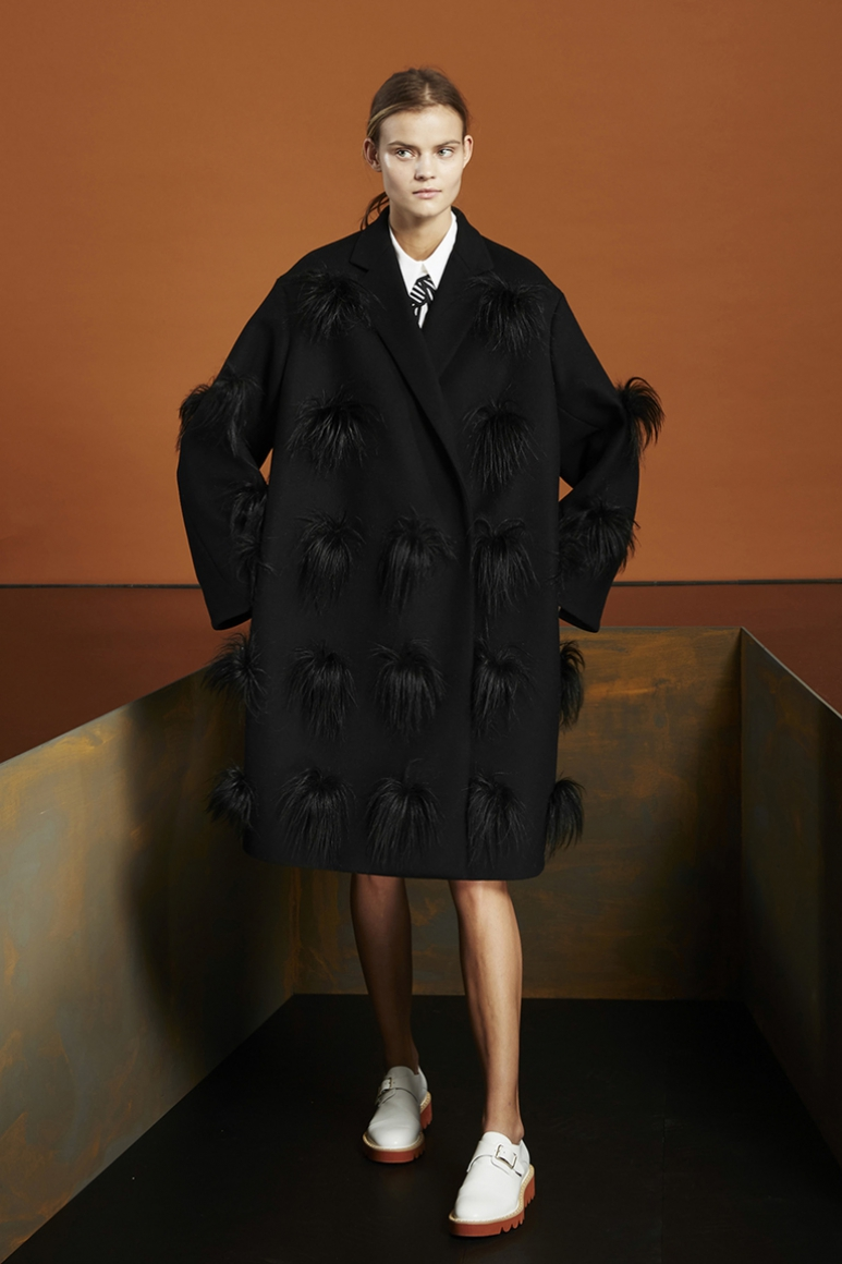 Stella McCartney Pre-Fall 2015 #11