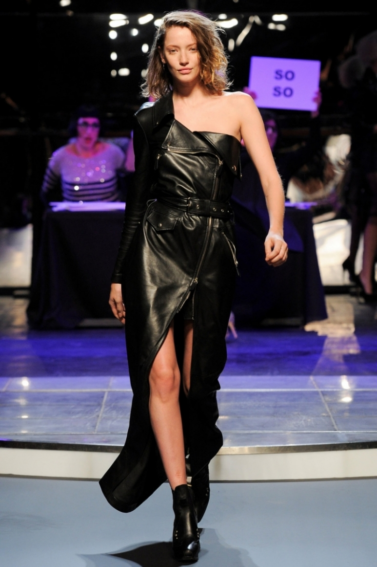 Jean Paul Gaultier весна-лето 2014 #51