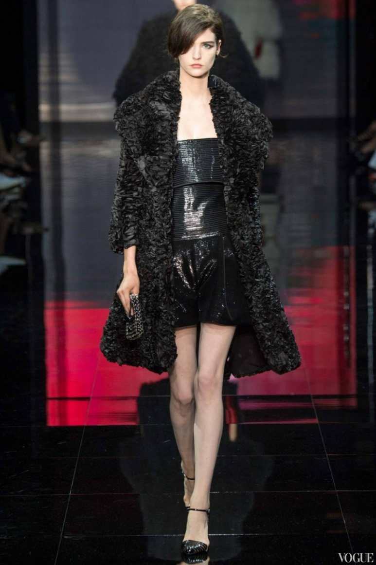 Armani Priv? Couture осень-зима 2014/2015 #26