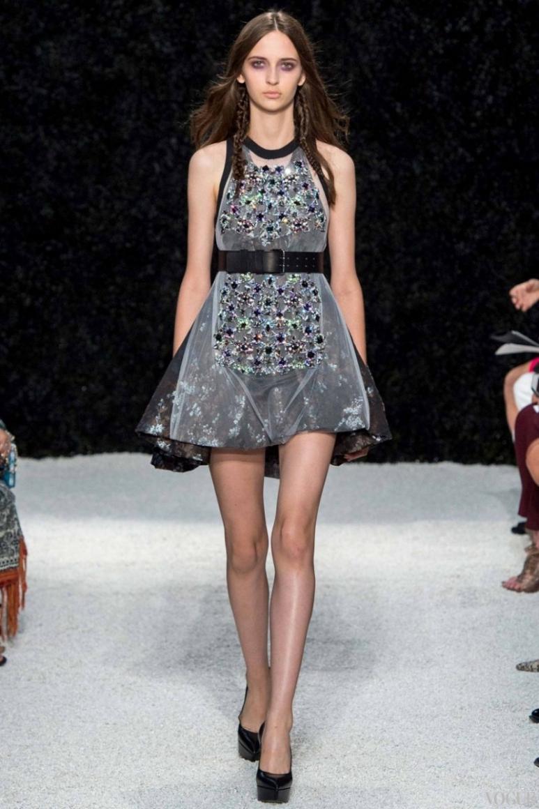 Vera Wang весна-лето 2015 #15