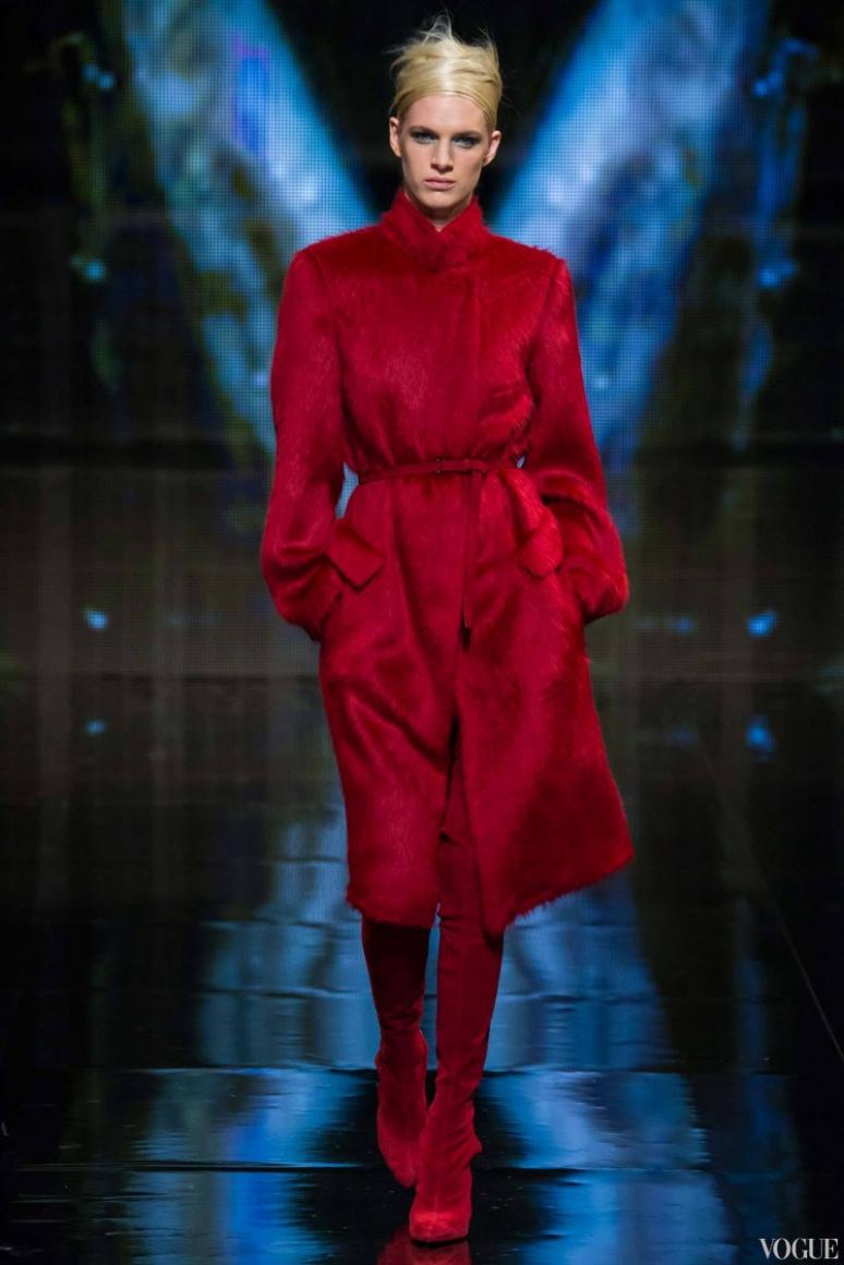 Donna Karan осень-зима 2014/2015 #18