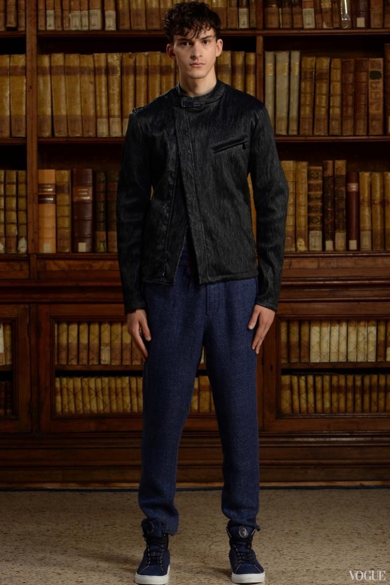Trussardi Menswear весна-лето 2016 #3