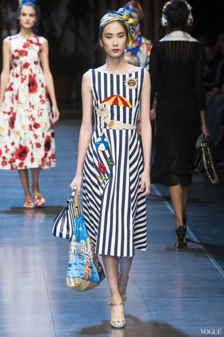 Dolce & Gabbana весна-лето 2016 #29