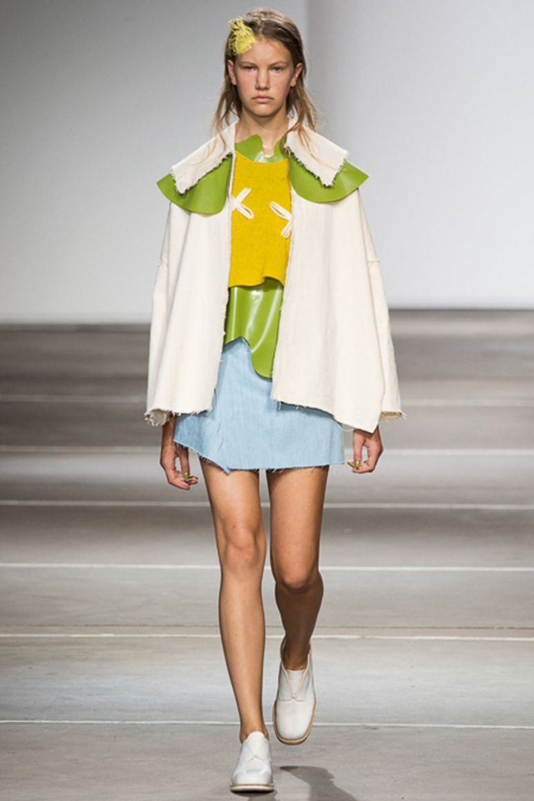 Fashion East весна-лето 2015 #56