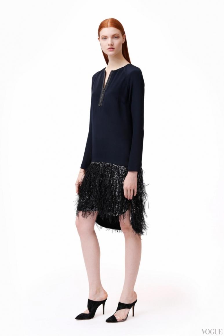 Monique Lhuillier Couture весна-лето 2013 #24