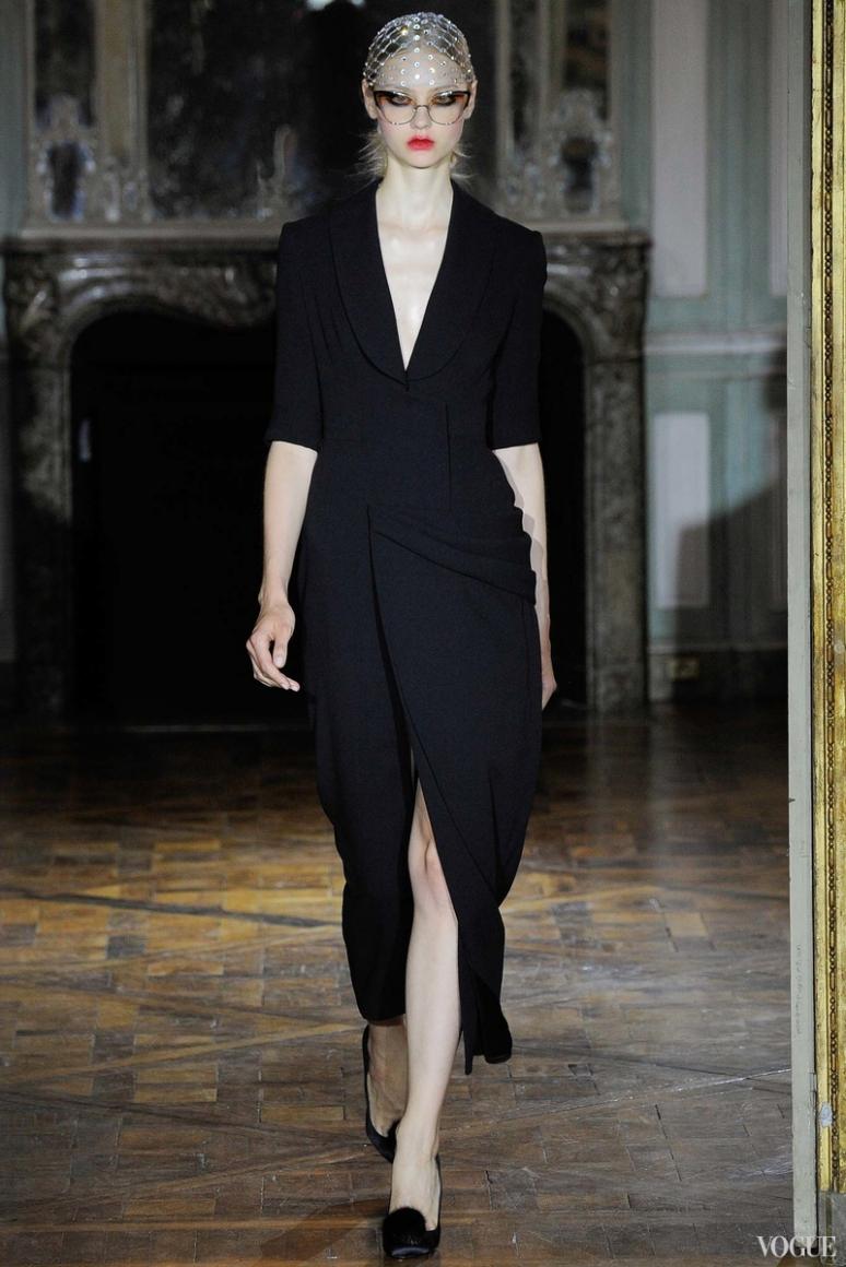 Ulyana Sergeenko Couture осень-зима 2015/2016 #40