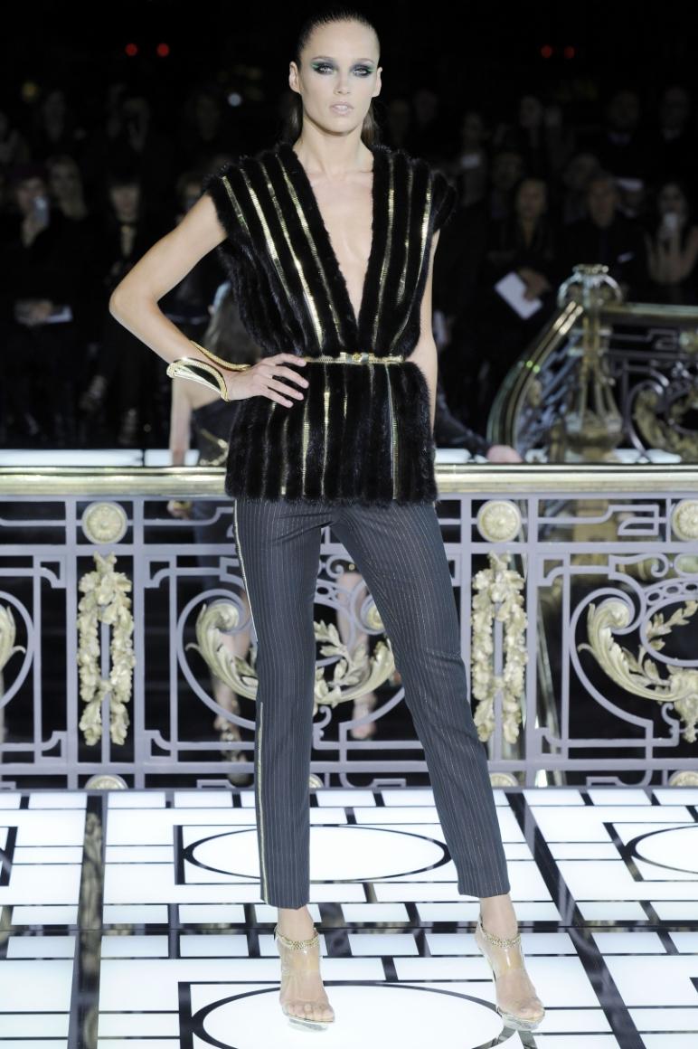 Atelier Versace Couture весна-лето 2013 #6