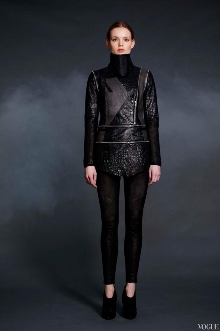 Yigal Azrou?l Couture весна-лето 2013 #17