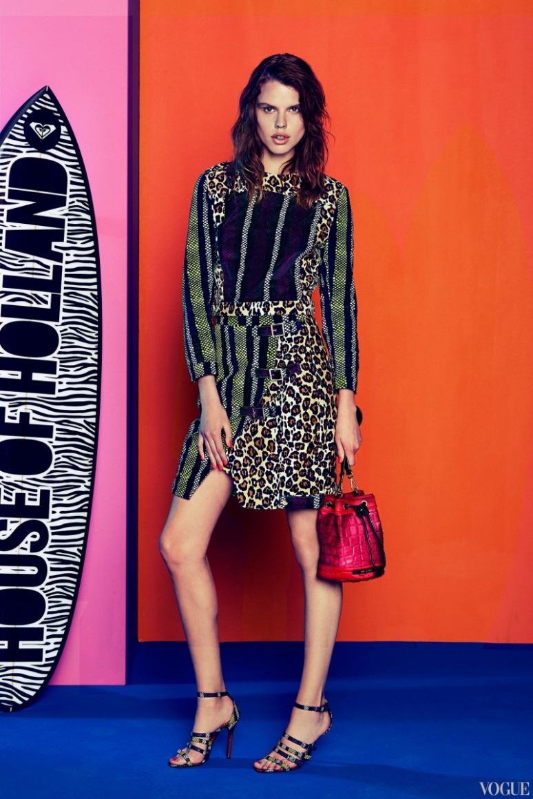 House Of Holland Resort 2015 #15