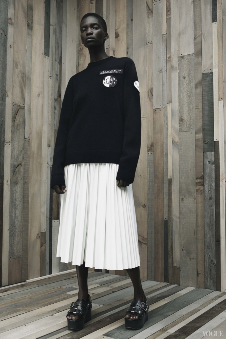 Alexander Wang Resort 2016 #6