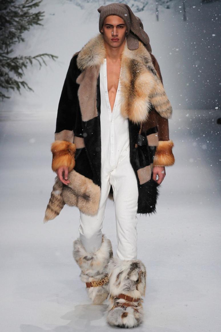 Moschino Menswear осень-зима 2015/2016 #34
