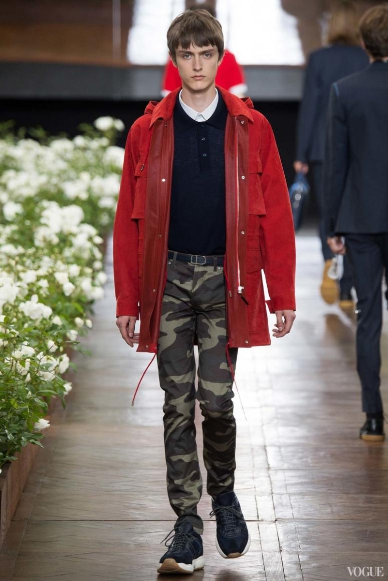 Dior Homme Menswear весна-лето 2016 #34