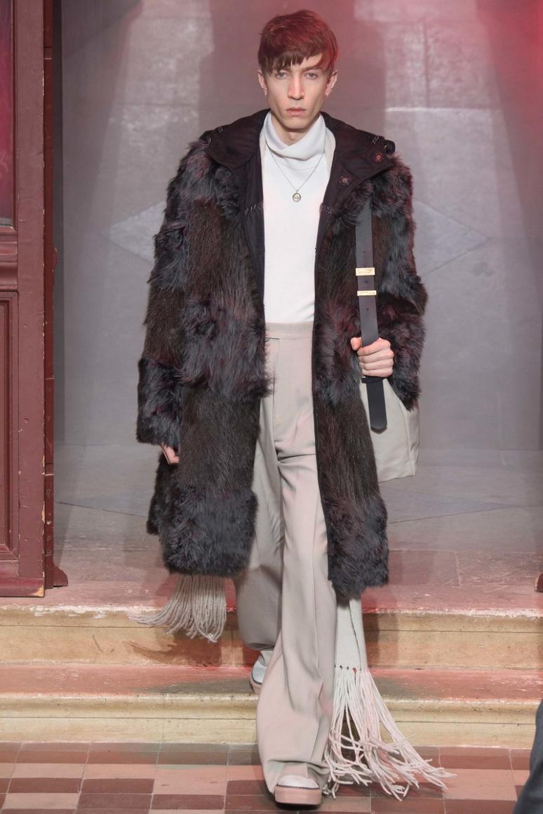Lanvin Menswear осень-зима 2015/2016 #37