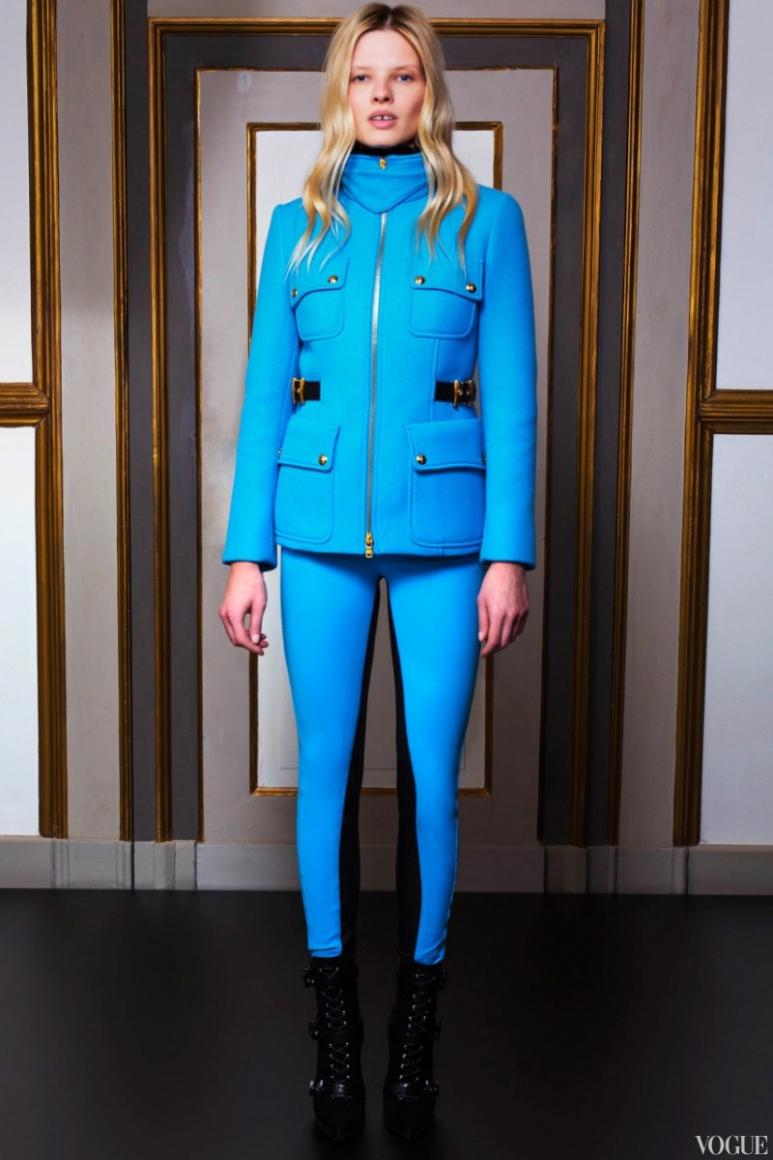 Emilio Pucci Couture весна-лето 2013 #17